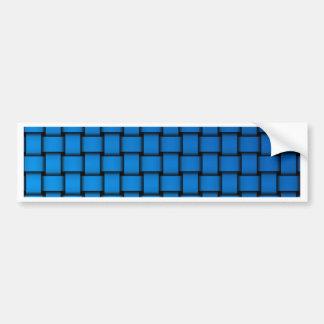 Web sample bumper sticker