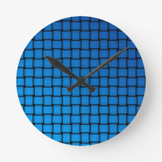 Web sample round clock