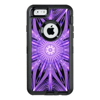 Web Way Mandala OtterBox Defender iPhone Case
