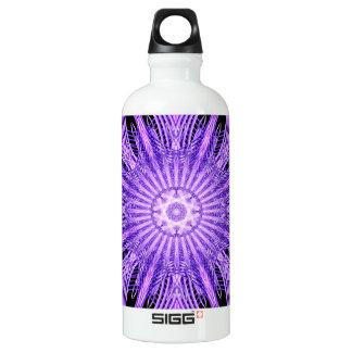 Web Way Mandala Water Bottle