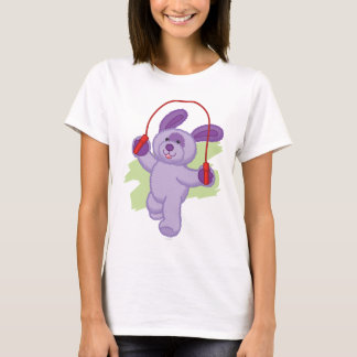 Webkinz | Grape Soda Pup Skipping Rope T-Shirt