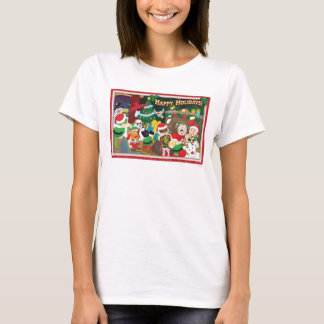 Webkinz Happy Holidays! T-Shirt