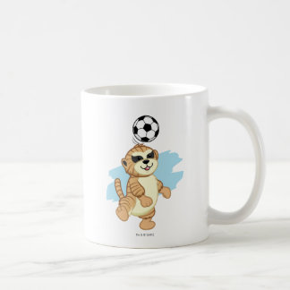 Webkinz | Meerkat Playing Soccer 2 Coffee Mug