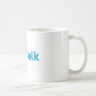 Webtalk Gear Coffee Mug