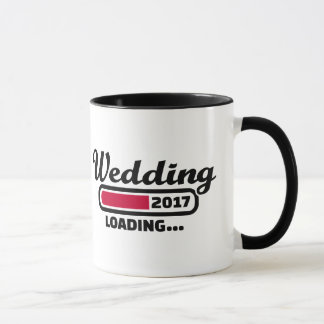 Wedding 2017 mug