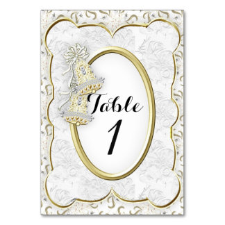 "WEDDING 3TABLE CARD 3.5"" x 5"" Ultra-Thick Paper"
