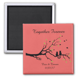 Wedding and Anniversary Magnet