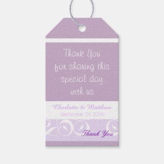 Wedding Anniversary Birthday Thank You P Gift Tag