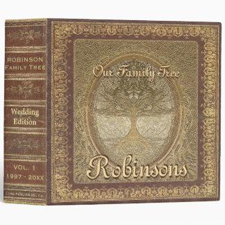 Wedding | Antique Book Look Binder