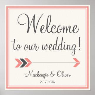 Wedding Arrows Poster
