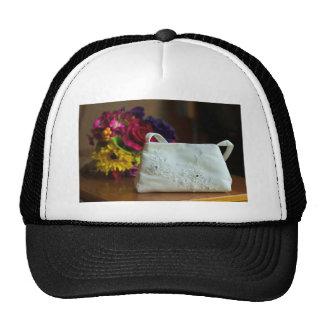 Wedding Bag & Bouquet Hats
