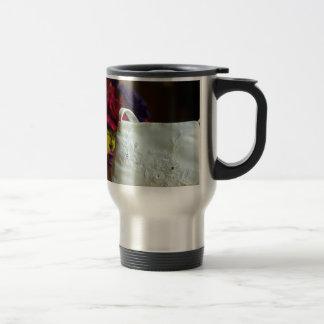 Wedding Bag & Bouquet Coffee Mug