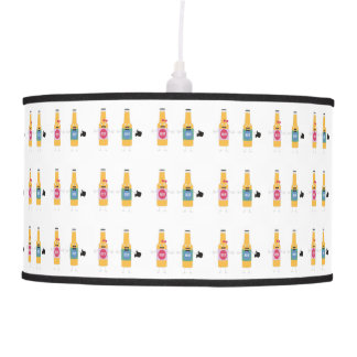 Wedding Beerbottle couple Zn4bx Pendant Lamp