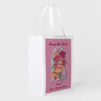 Wedding Bells Keepsake Reusable Bag