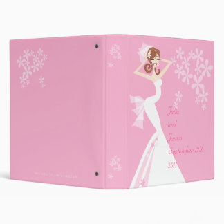 Wedding binder