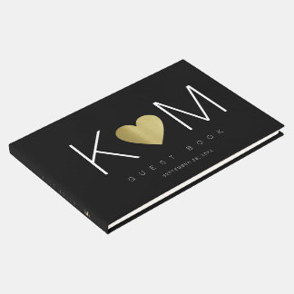 wedding-book, blk guest book for a memorable event