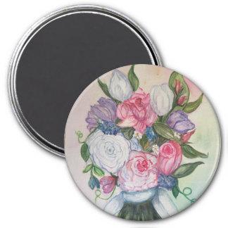 Wedding Bouquet magnet