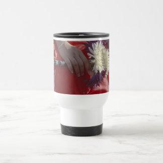 Wedding Bouquet Coffee Mugs