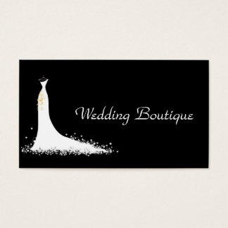 Wedding Business Business Card