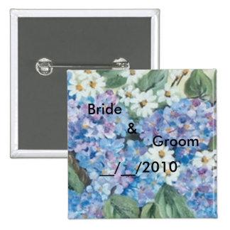 wedding butoon pins
