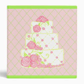 Wedding Cake Binder