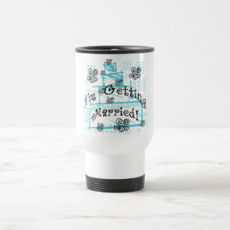 Wedding Cake Bride Tshirts and Gifts Travel Mug
