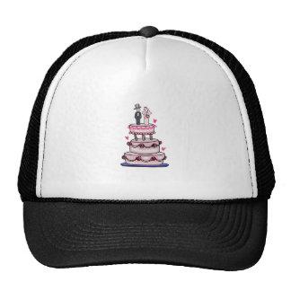 WEDDING CAKE TRUCKER HAT