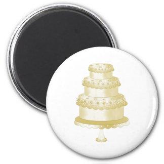 Wedding Cakes Refrigerator Magnets