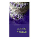 Wedding cakes pastry chef pack of standard business cards