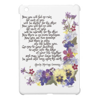 Wedding cards and gifts iPad mini covers