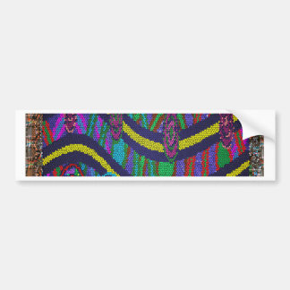 Wedding Celebrations Ribbons and decorations Bumper Sticker