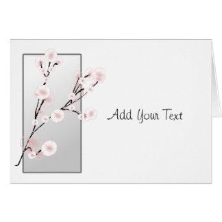 Wedding Cherry Blossoms Template