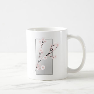 Wedding Cherry Blossoms Template Mugs