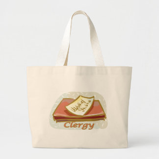 Wedding Clergy Tote Bag