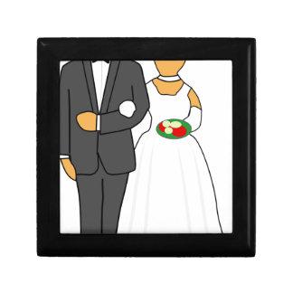 Wedding Couple Gift Box