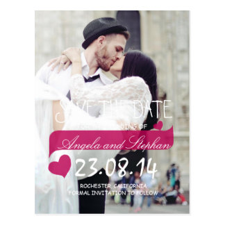 wedding couple kissing in street happiness postcard