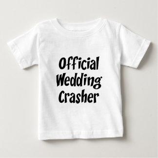 Wedding Crasher Baby T-Shirt