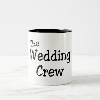 Wedding Crew Coffee Mug