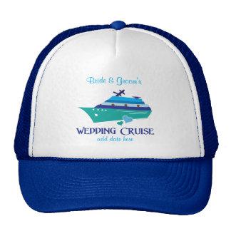 Wedding Cruise Trucker Hat