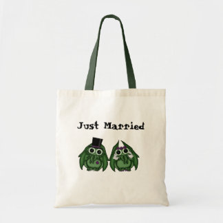 Wedding Cthulhu Bag