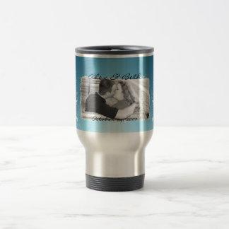 Wedding Date Travel Mug