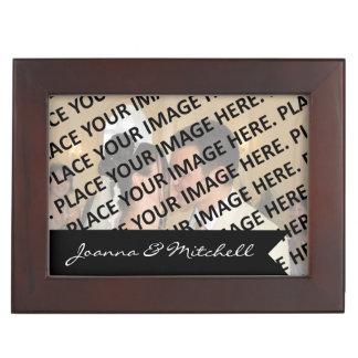 Wedding Day Memory Gift Template Keepsake Box