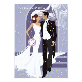 Wedding Day - Post Wedding Announcement