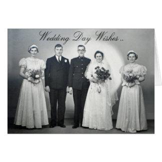 Wedding Day Wishes .. Card
