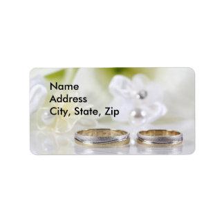 Wedding Double rings address