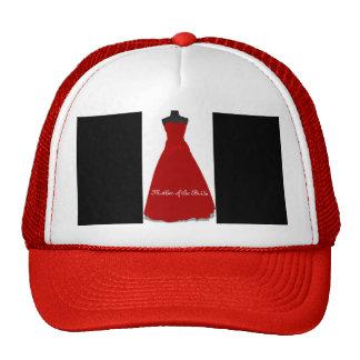 Wedding Dress Mother of the Bride Hat Cap