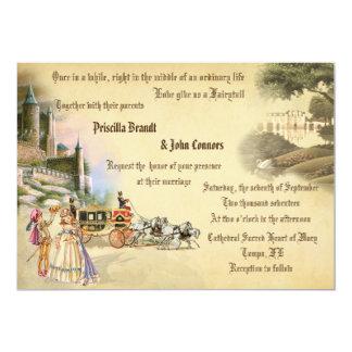 Wedding Fantasy fairytale,unique creation,romantic Card