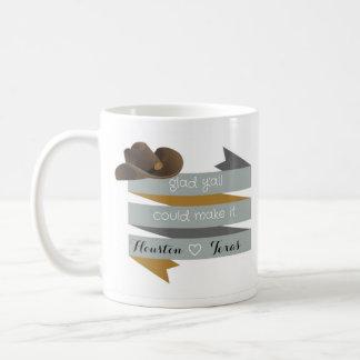 Wedding Favor Custom Country Mug Gift