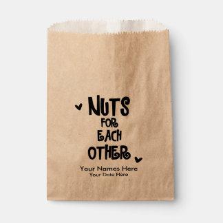 Wedding Favour Bags, Rustic Favours, Popcorn Bags