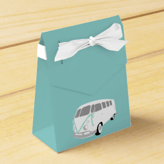 Wedding Favours Box Teal Turquoise